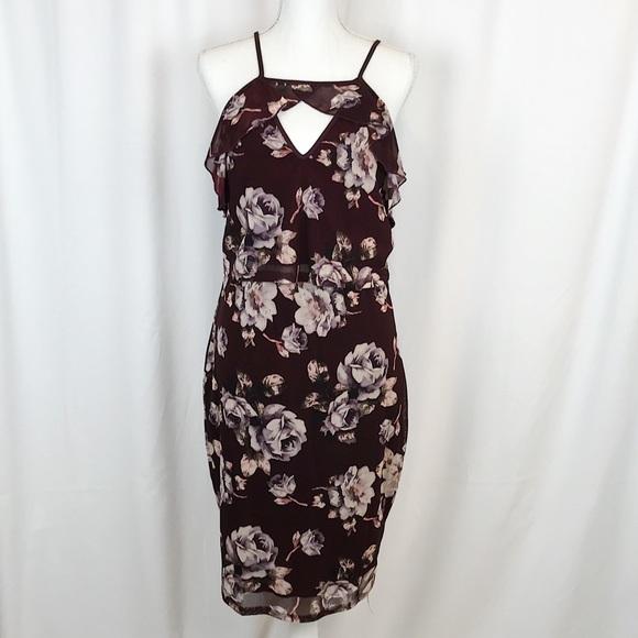 6e1efe727e Charlotte Russe Two Piece Dress